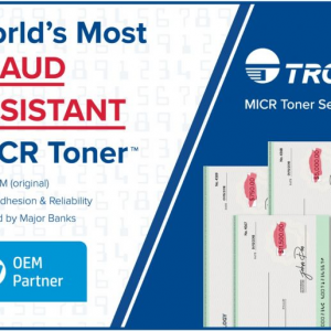 GENUINE TROY M604/M605/M606 Micr Toner Secure High Yield CF281A