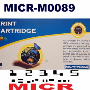 MICR APPLE M0089