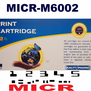 MICR APPLE M6002