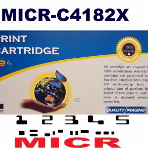 MICR C4182X