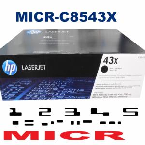 MICR C8543X Genuine