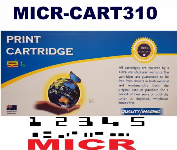 MICR CANON Cart 310