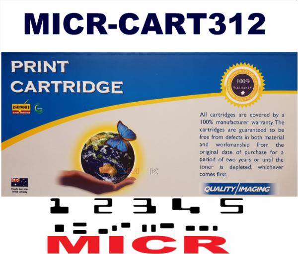 MICR CANON Cart 312
