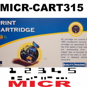 MICR CANON Cart 315