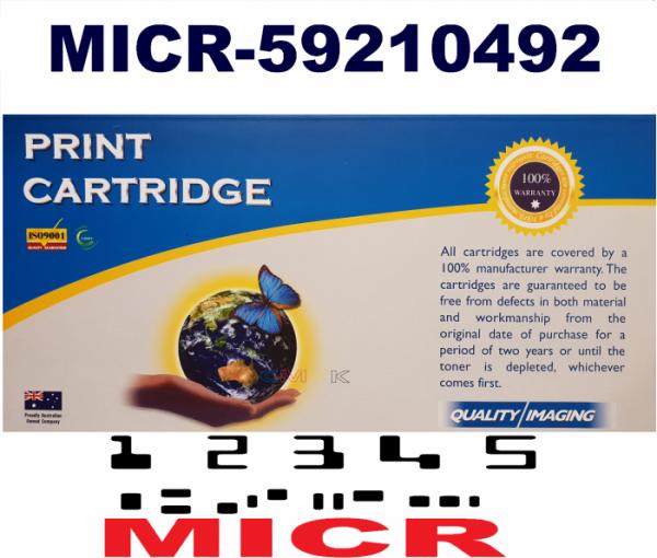 MICR Dell 2330d, 2350d, 59210492