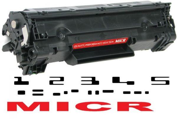 MICR HP CB436A Genuine