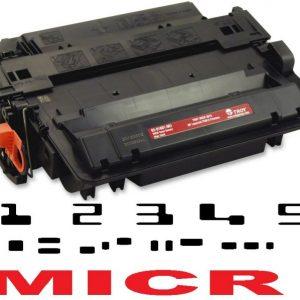 MICR HP CE255X