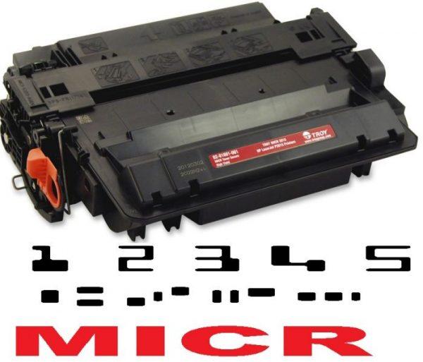 MICR HP CE255X Genuine