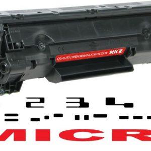 MICR HP CE285A
