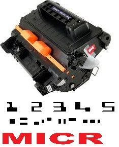 MICR HP CE390A Genuine