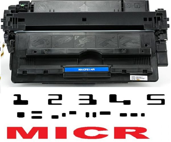 MICR HP CF214X Genuine