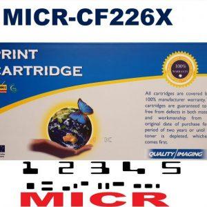 MICR HP CF226X