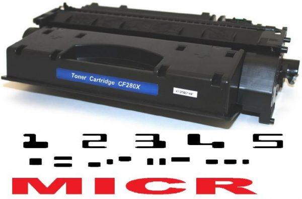 MICR HP CF280X Genuine