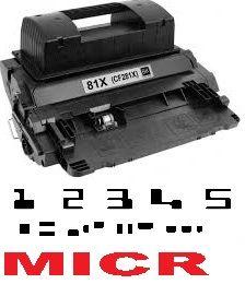 MICR HP CF281X