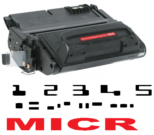 MICR HP Q5942A Genuine