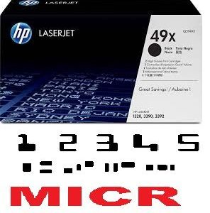 MICR HP Q5949X Genuine