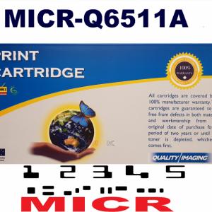 MICR HP Q6511A