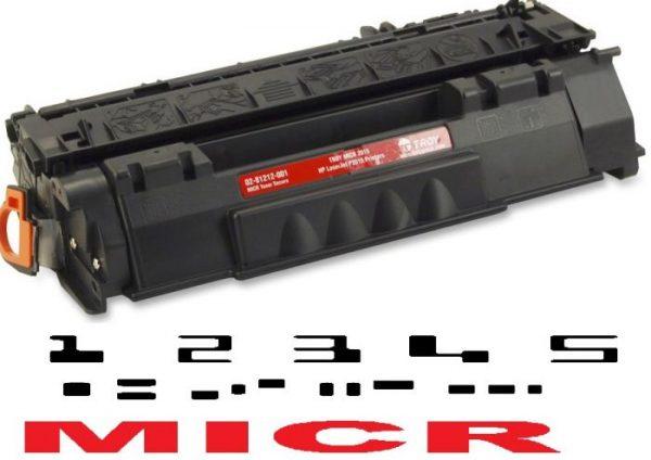 MICR HP Q7553A Genuine