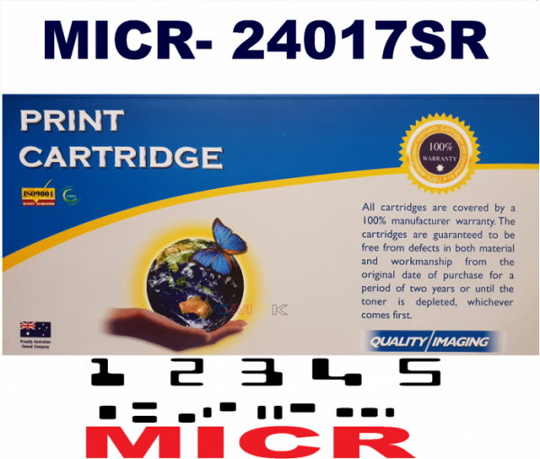 MICR LEXMARK 24017SR