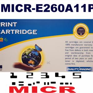 MICR LEXMARK E260A11P