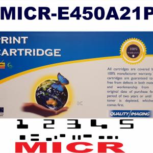 MICR LEXMARK E450A21P