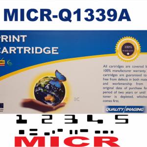 MICR Q1339A