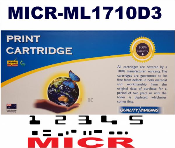 MICR SAMSUNG ML1710D3