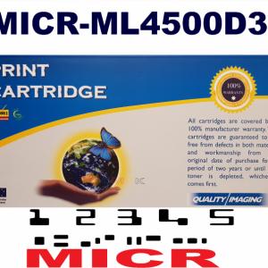 MICR SAMSUNG ML4500