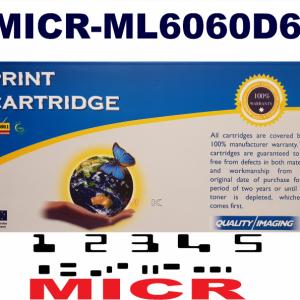 MICR SAMSUNG ML6060D6