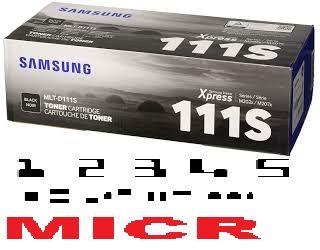 MICR SAMSUNG MLT D111S