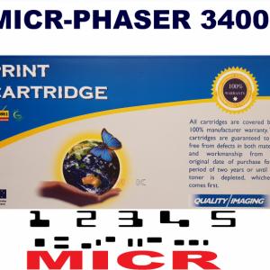 MICR Xerox Phaser 3400